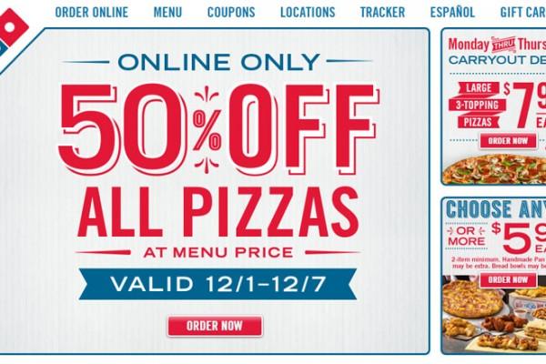 Pizza hut coupon codes 50 percent off