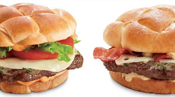Jack In The Box New Buttery Jack Burgers Fast Food Watch