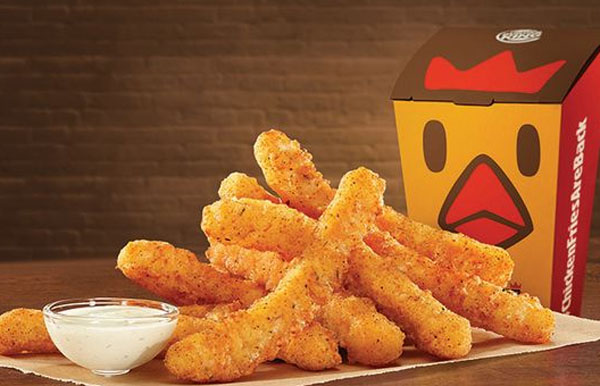 Burger King Adds Chicken Fries Permanently   FastFoodWatch