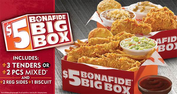 April Th Fast Food Deals