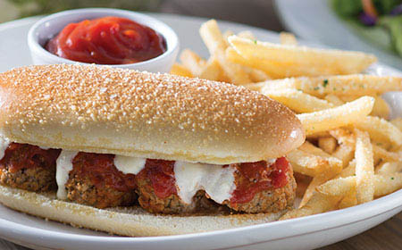 New Breadstick Sandwiches At Olive Garden Fast Food Watch