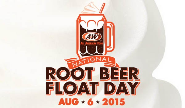 Deal: A&W Free Root Beer Float on August 6th 2015 | Fast Food Watch