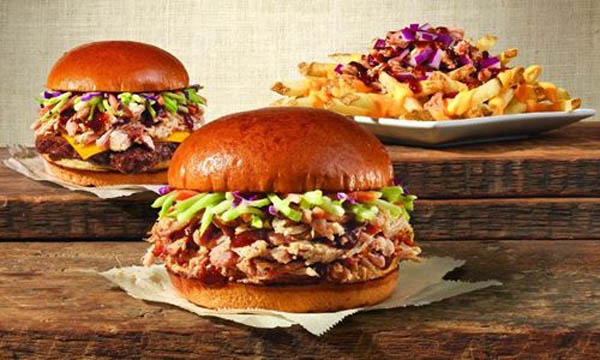 Wendy s brings back pulled pork sandwich and new fries for Does wendy s have a fish sandwich