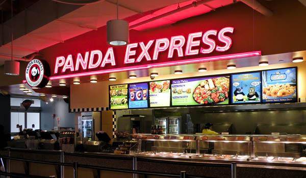 Panda Express Today's Deals
