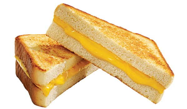 50 cent grilled cheese sonic