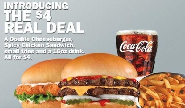 deals carls jr