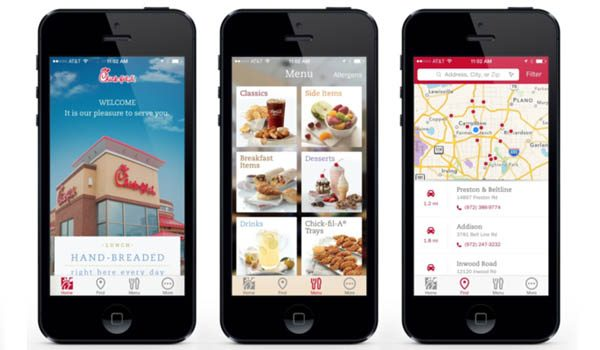 Chick-fil-A Free Sandwich with App Download