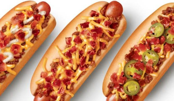 Sonic Debuts Bacon Lovers Chili Cheese Coneys